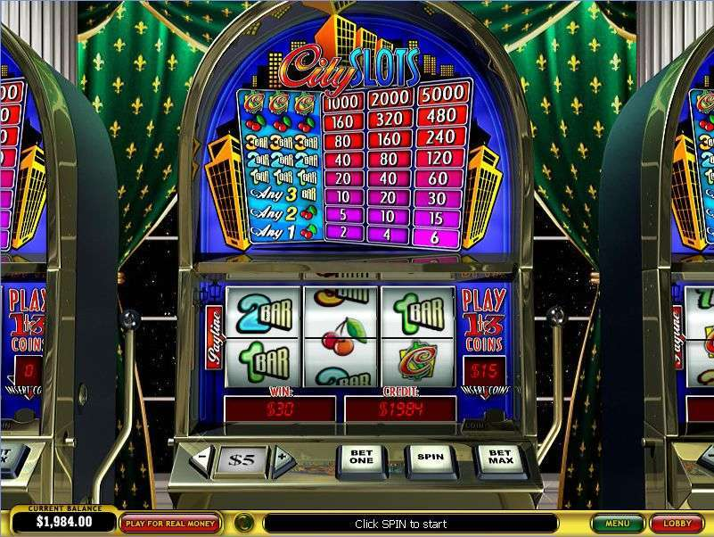 Game Review City Slots