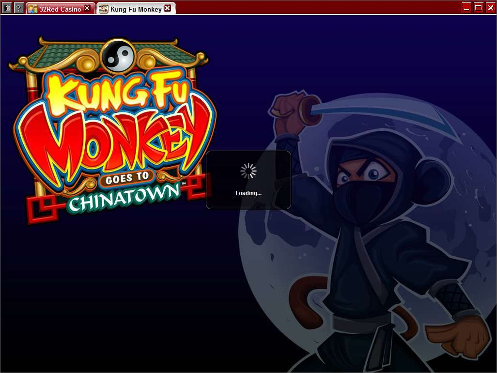 Game Review Kung Fu Monkey