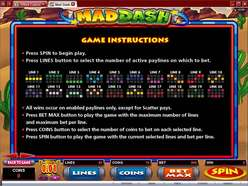 Game Review Mad Dash