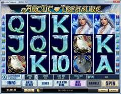 Game Review Arctic Treasure