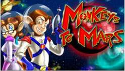 Game Review Monkeys To Mars