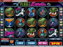 Game Review Planet Exotica