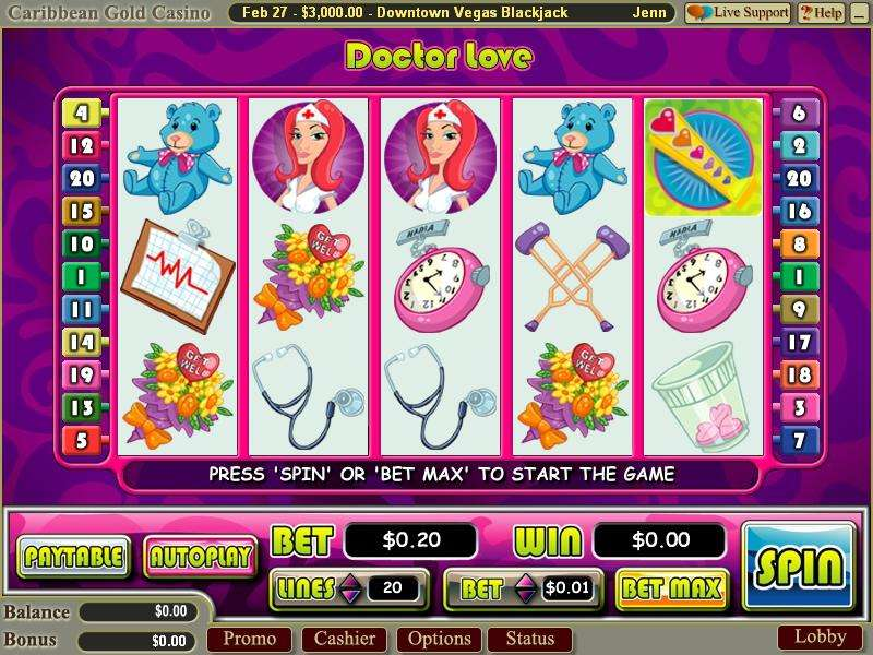 Game Review Doctor Love