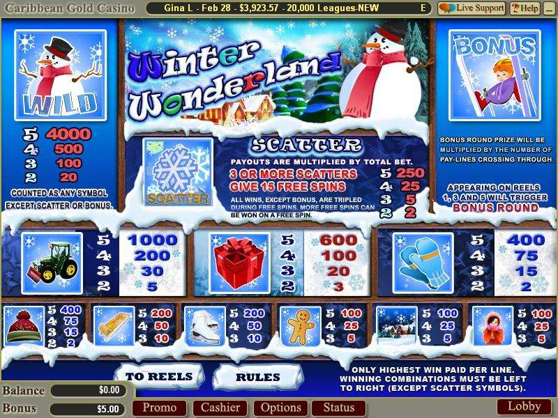 Game Review Winter Wonderland