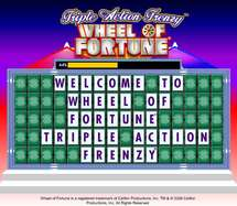 Game Review Wheel of Fortune - Triple Action Frenzy