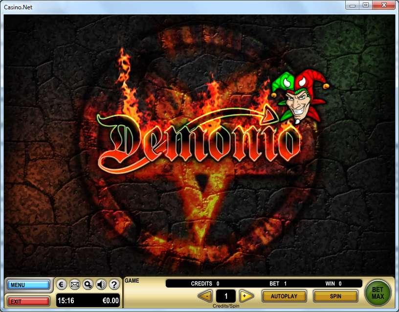 Game Review Demonio