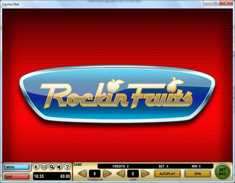 Game Review Rockin' Fruits