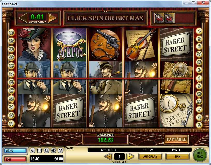 Game Review Sherlock Holmes