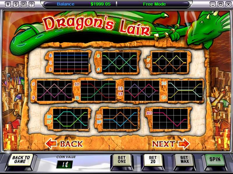Game Review Dragon Lair