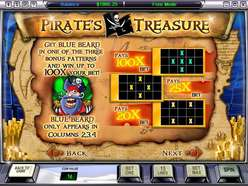 Game Review Pirate's Treasure