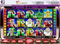 Game Review Santa's Slotto Grotto