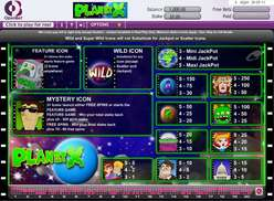 Game Review Planet X