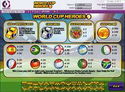 Game Review World Cup Heroes