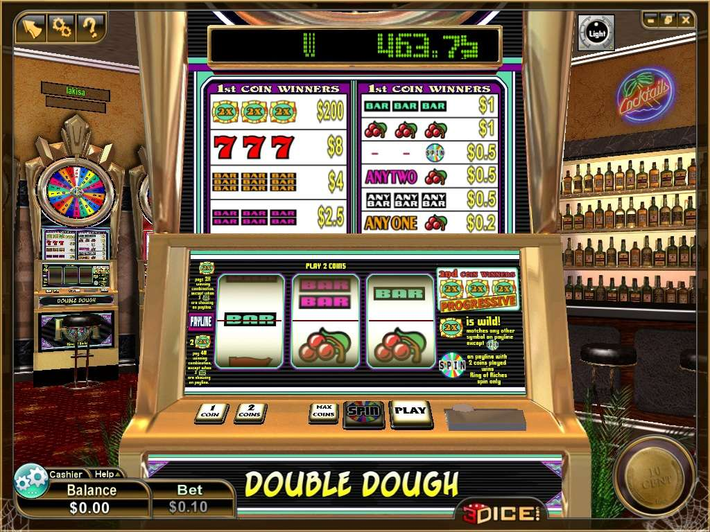 Game Review Double Dough