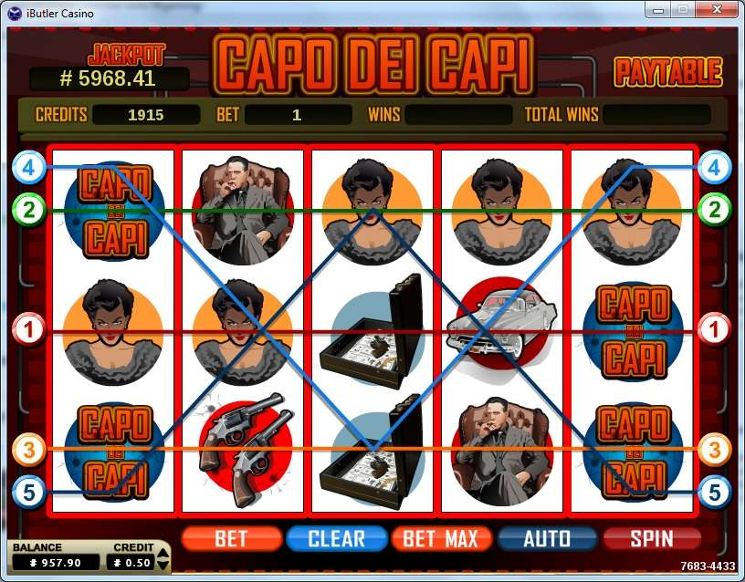 Game Review Capo Dei Capi