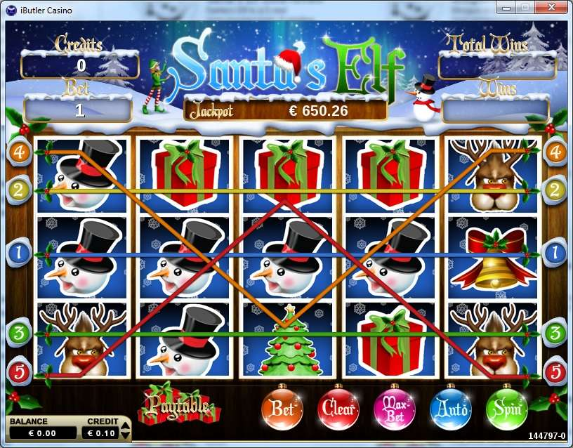 Game Review Santa's Elf