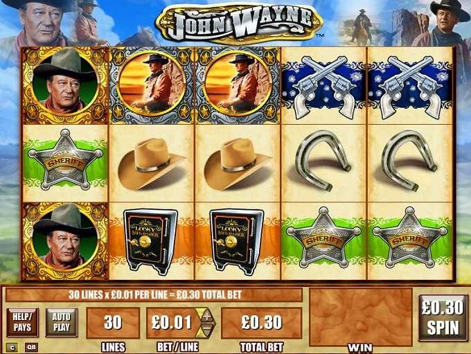 Game Review John Wayne