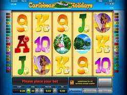 Game Review Caribbean Holidays