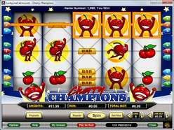 Game Review Cherry Champions