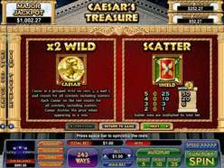 Game Review Caesar's Treasure