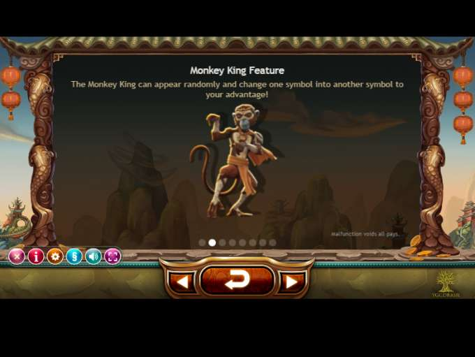 Game Review Monkey King