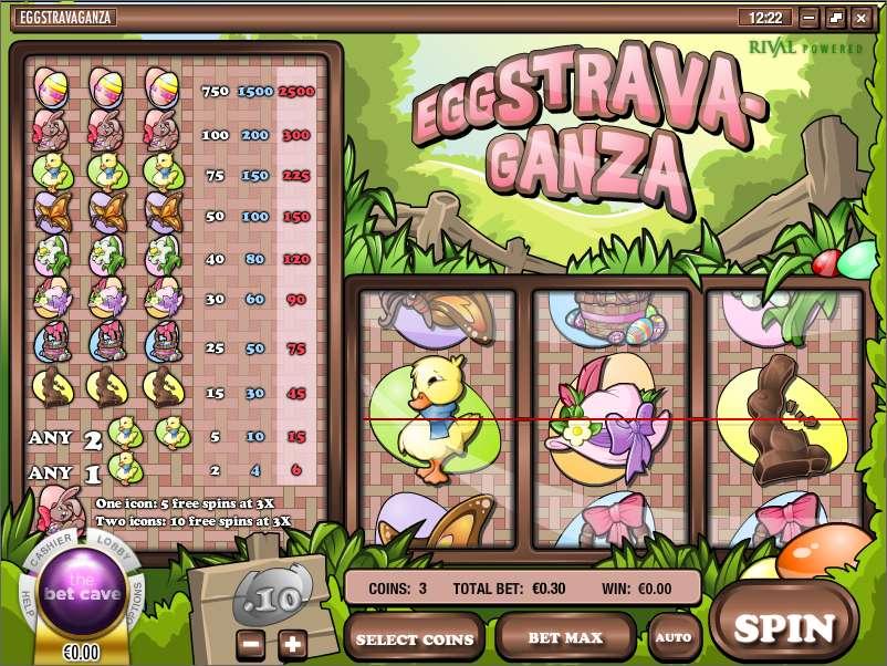 Game Review Eggstravaganza