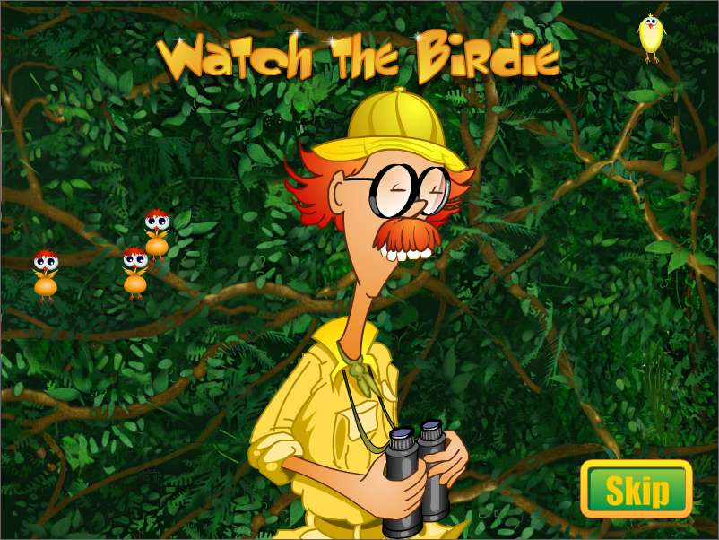 Game Review Watch the Birdie