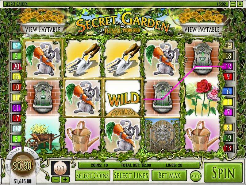 Game Review Secret Garden