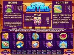 Game Review Astro
