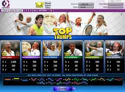Game Review Top Trumps Tennis Stars