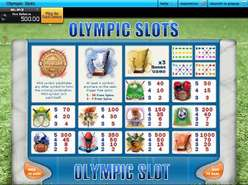Game Review Olympic Slots