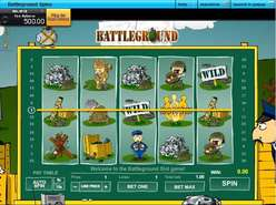 Game Review Battleground Spins