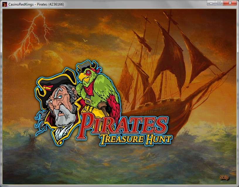 Game Review Pirates - Treasure Hunt