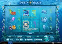 Game Review Deep Blue