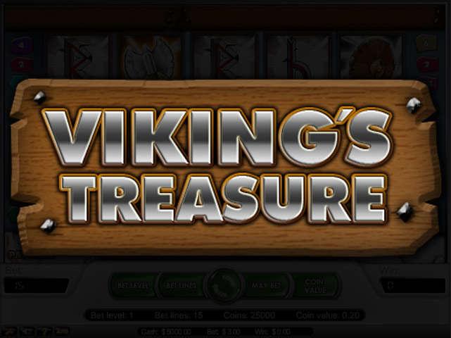 Game Review Viking's Treasure
