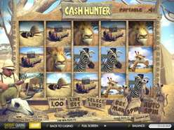 Game Review Ca$h Hunter