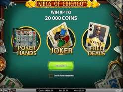 Game Review Kings of Chicago