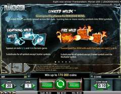 Game Review Frankenstein