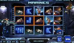 Game Review Marines