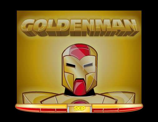Game Review Golden Man