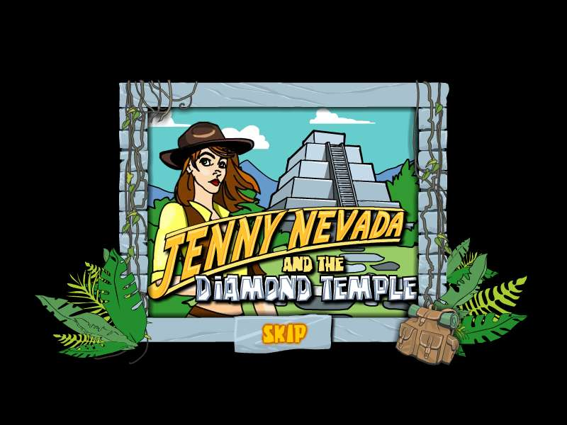 Game Review Jenny Nevada and the Diamond Temple