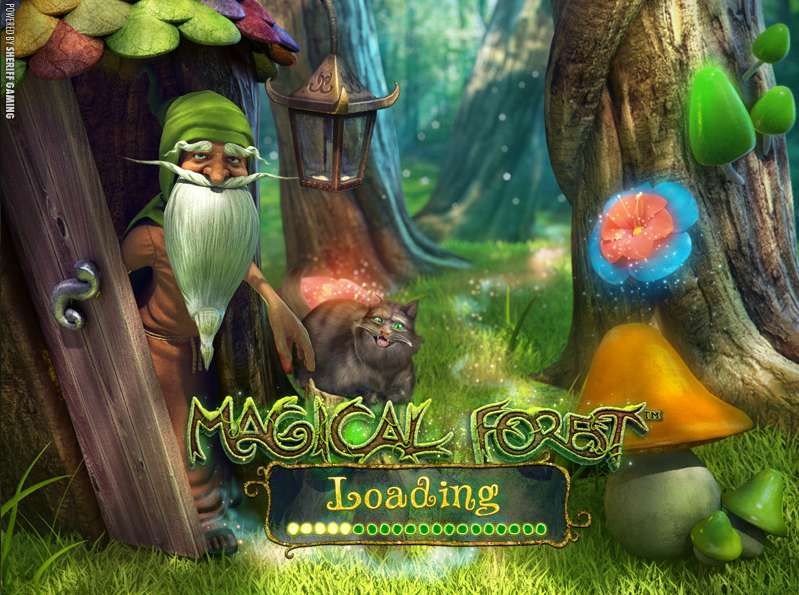 Game Review Magical Forest