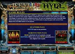 Game Review Jekyll and Hyde