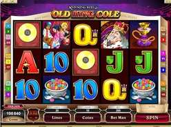 Game Review Rhyming Reels - Old King Cole