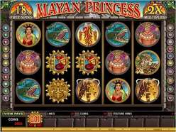 Game Review Mayan Princess