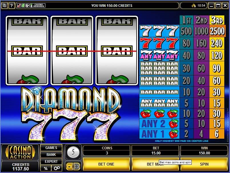 Game Review Diamond Sevens