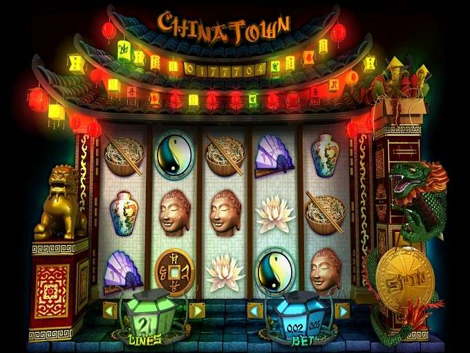 Game Review Chinatown