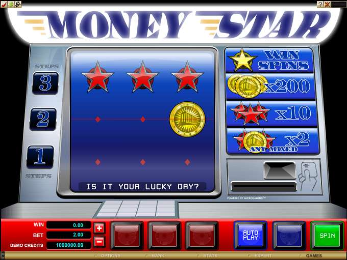 Game Review Money Star