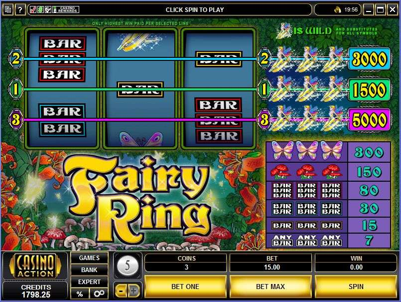 Game Review Fairy Ring