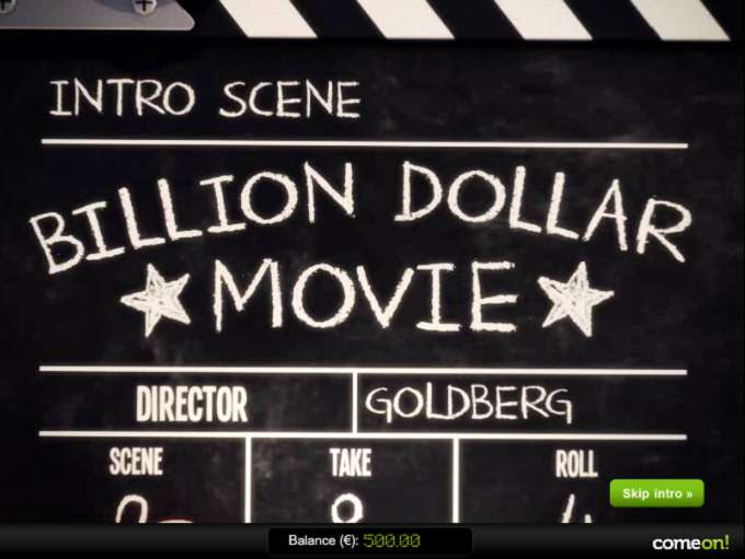 Game Review Billion Dollar Movie